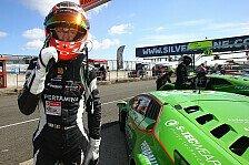 Blancpain GT Series - Silverstone: Grasser-Lamborghini auf Pole