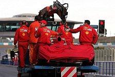 Formel 1 - Strafen gegen Unf�lle