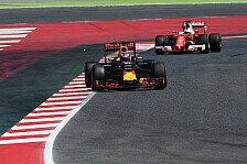 Formel 1 - Geopfert? Vettel und Ricciardo sauer auf Strategie