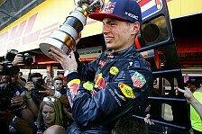 Formel 1 - Formel-1-Welt verneigt sich vor Max Verstappen