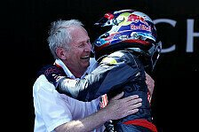 Formel 1, Barcelona: Helmut Marko blickt zurück auf den Verstappen-Sieg 2016
