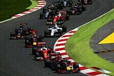 Formel 1 - Spanien-Spektakel: Rekord-Quoten für RTL