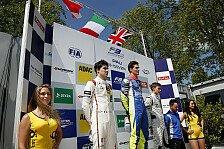 Formel 3 EM - Bilder: Pau - 7. - 9. Lauf