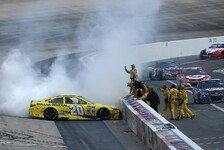 NASCAR - Bilder: AAA 400 Drive for Autism - 12. Lauf