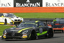 Blancpain GT Series - Indy Dontje in Silverstone knapp am Podium vorbei