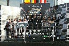 Blancpain GT Series - Baumann feiert Debütsieg