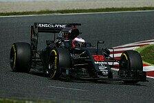 Formel 1 - Optimismus der McLaren-Chefs: Sieg in Monaco