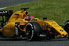 Formel 1 - Renault 2017: Wer fährt für die Gelben?