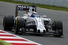 Williams-Entwicklungsfahrer Alex Lynn kritisiert die Formel 1