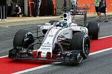 Williams holt Ferrari Aero-Chef Dirk de Beer