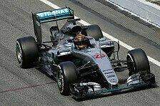 Formel 1 - So lief Wehrleins Überraschungs-Test im Mercedes