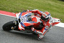 MotoGP - Steifes Genick bremst Dovizioso in Mugello ein