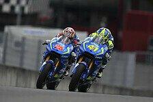 MotoGP - Suzuki in Assen: Getrennte Wege für Fahrer