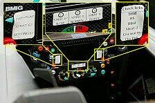 Formel 1 - Erklärt: So kam es zum Mercedes-Crash in Barcelona