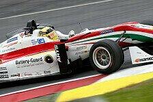 Formel 3 EM - F1-Junioren disqualifiziert: Günther erbt Pole