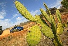 WRC - Rallye-Vorschau Mexiko: Völlig andere Belastungen für die Reifen