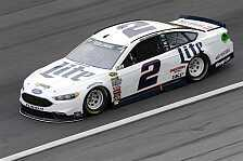 NASCAR - Keselowski holt seine erste Saison-Pole