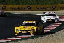 DTM Live-Ticker: News-Splitter vom Red Bull Ring 2016