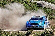 WRC - Östberg strebt klare Steigerung auf Sardinien an