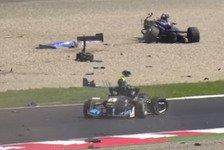 Formel 3 EM - Spielberg-Unfall: Es sah fürchterlich aus