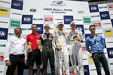Formel 3 EM - Bilder: Spielberg - 10. - 12. Lauf