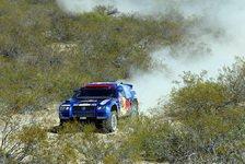 WRC - 6. Etappe: Saby baut Führung mit Etappensieg aus