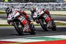MotoGP - Pramac-Boss: Redding und Petrucci bleiben im Team