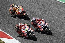 MotoGP - Nein zur Favoriten-Rolle! Ducati stapelt tief