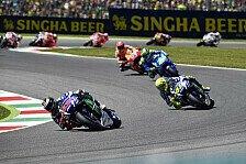 Highlights: Die besten Videos vom Italien-GP
