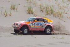 WRC - 5. Etappe: Peterhansel übernimmt mit Etappensieg Platz 2