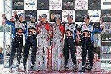 WRC - Bilder: Rallye Portugal - Tag 3 & Podium