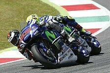 MotoGP - FP2 in Barcelona: Lorenzo schlägt zurück