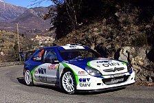 WRC - Manfred Stohl testete für Neuseeland