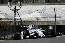 Formel 1 - Williams in Kanada: Wenn nicht jetzt, wann dann?