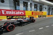 Formel 1 - Button-Schock: So gefährlich sind die Gullideckel