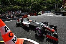 Formel 1 - Ultrasoft-Reifen: Fällt der Monaco Rekord?