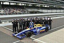 IndyCar - Live-Ticker: Die 100. Ausgabe des Indy 500