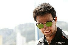 Sergio Perez: Nicht jeder ist ein Michael Schumacher