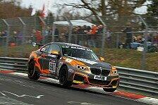 24 h Nürburgring - Mettler: Ein Rookie greift auf der Nordschleife an