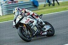 Superbike - Markus Reiterberger: Rang zwei hinter Hayden