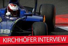 GP2 - Video: MSM TV: Marvin Kirchhöfer im Interview
