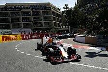 Formel 1 - Favo-Check: Ricciardo mit Triple-Vorteil in Monaco