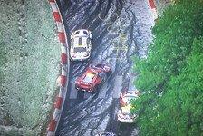 24 h Nürburgring - Horror-Hagel! Rennabbruch beim 24h-Rennen