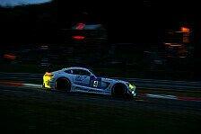 24 h Nürburgring - Mercedes siegt nach Horror-Hagel und Drama-Finale