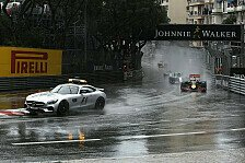 Regeln 2017: Wieder echte Starts bei Regenrennen