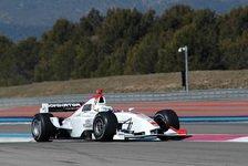 Mehr Motorsport - GP2-Tests in Le Castellet: iSport mit Bestzeit