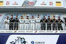 24 h Nürburgring - Mercedes dominiert 24h Nürburgring: Die Faktoren