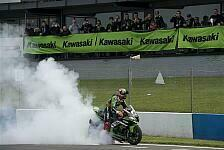 Superbike - Nach Rea: Kawasaki verlängert auch mit Sykes