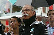 Mercedes bekennt sich zur F1: Technologie war nie relevanter