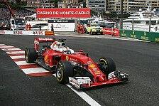 Formel 1 - Trotz Monaco-Pleite: Ferrari glaubt an WM-Titel
